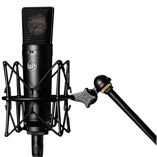 Bild på Warm Audio WA-87 Black Limited Edition