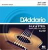 Bild på D'Addario Western Silk & Steel EJ40