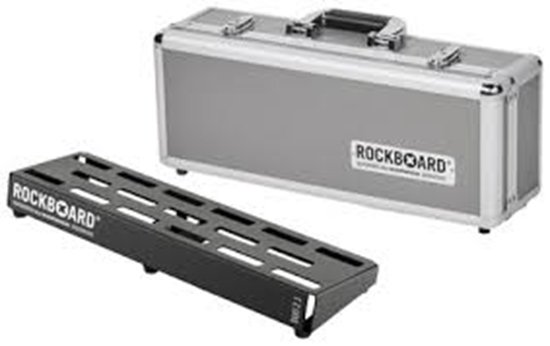 Bild på RockBoard DUO 2.1 med Flight Case 46 x 14.6 cm
