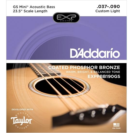 Bild på D'Addario EXPPBB190GS GS Mini