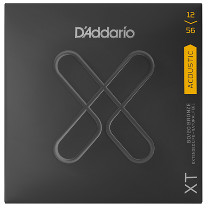D'Addario XTABR1256 Light Top Medium Bottom