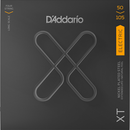 D'Addario XTB50105 Medium Long Scale