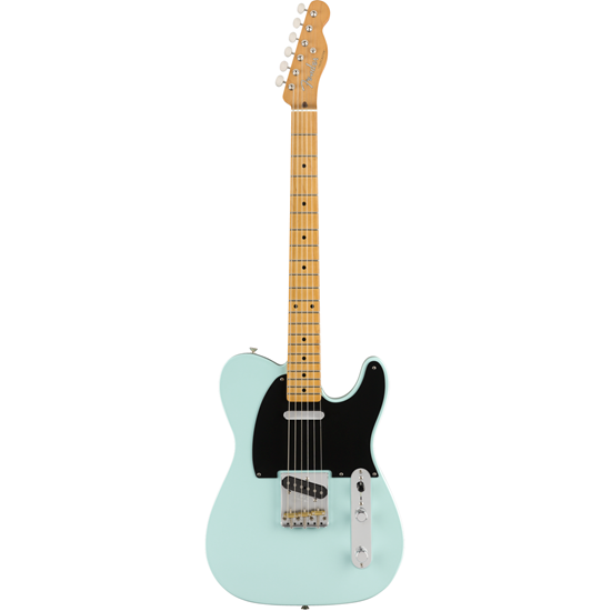 Fender Vintera '50s Telecaster Modified Maple Fingerboard Daphne Blue