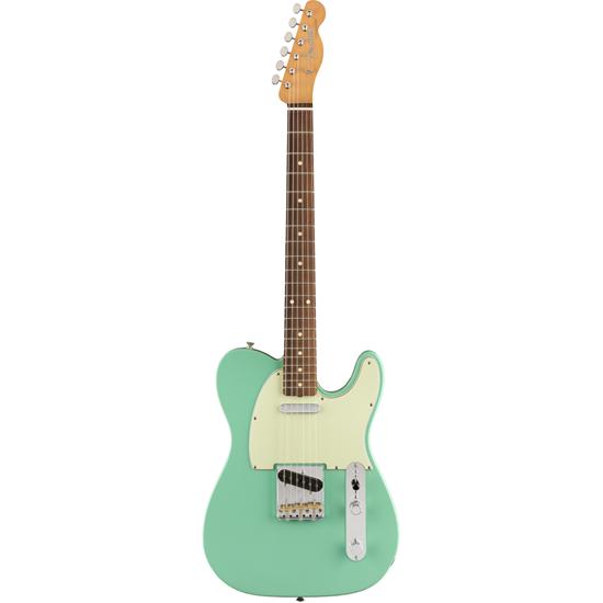 Fender Vintera '60s Telecaster Modified Pau Ferro Fingerboard Sea Foam Green