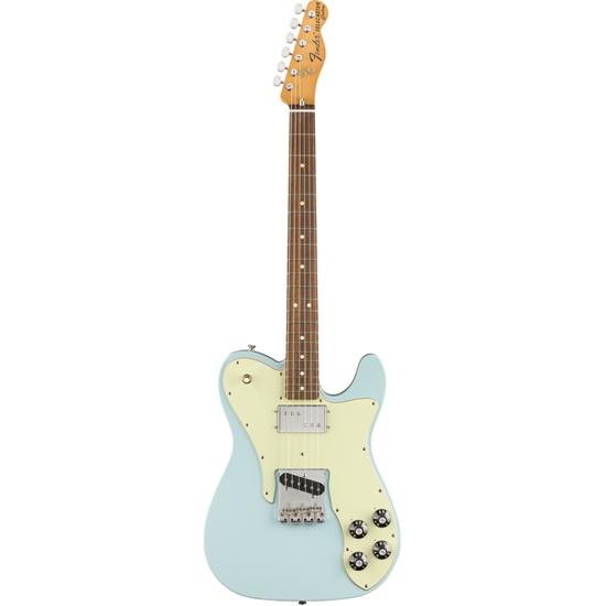 Fender Vintera '70s Telecaster Custom Pau Ferro Fingerboard Sonic Blue