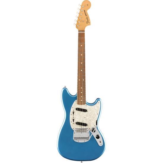 Fender Vintera '60s Mustang Pau Ferro Fingerboard Lake Placid Blue