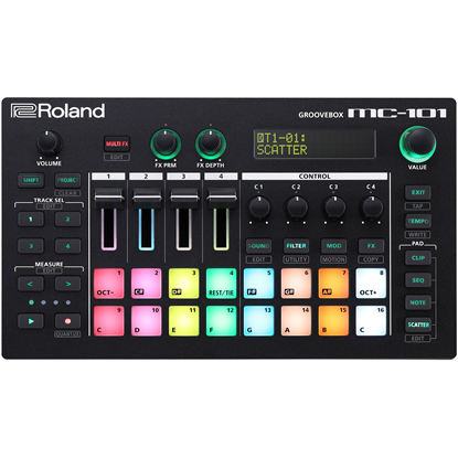 Bild på Roland MC-101