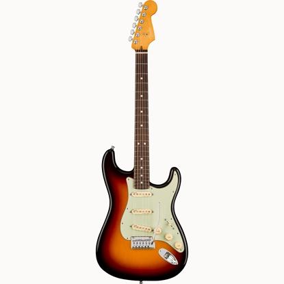 Bild på Fender AM Ultra Stratocaster RW Ultraburst