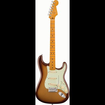 Bild på AM Ultra Stratocaster MN Mocha Burst