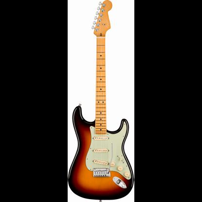 Bild på AM Ultra Stratocaster MN Ultraburst