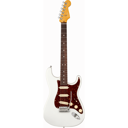 Bild på AM Ultra Stratocaster RW Arctic Pearl