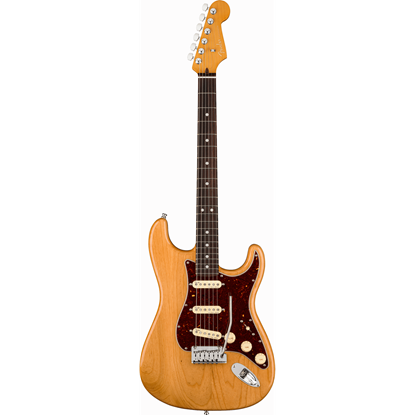 Bild på AM Ultra Stratocaster RW Aged Natural