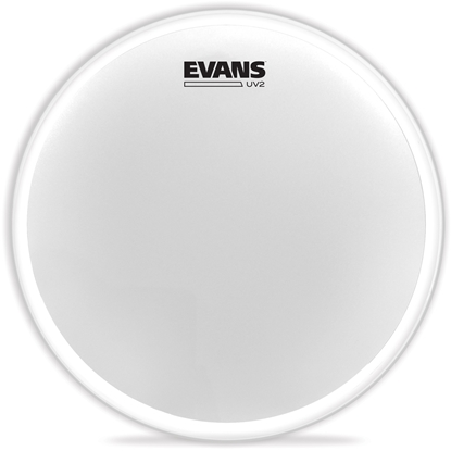 "Evans UV2 15"" Coated Tom Batter Trumskinn"