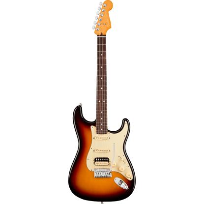 Bild på AM Ultra Stratocaster HSS RW Ultraburst