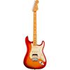 Bild på AM Ultra Stratocaster HSS MN Plasma Red Burst