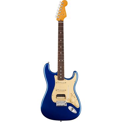 Bild på AM Ultra Stratocaster HSS RW Cobra Blue