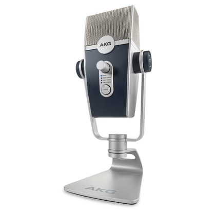 Bild på AKG Lyra USB podcast mikrofon