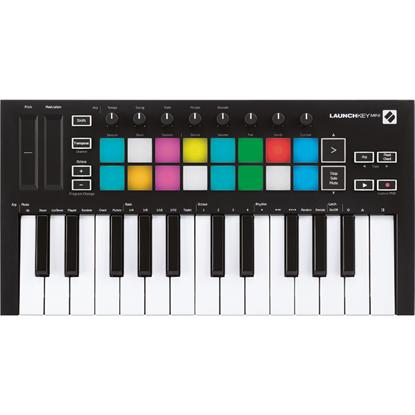 Bild på Novation LaunchKey Mini MK3 Midi keyboard