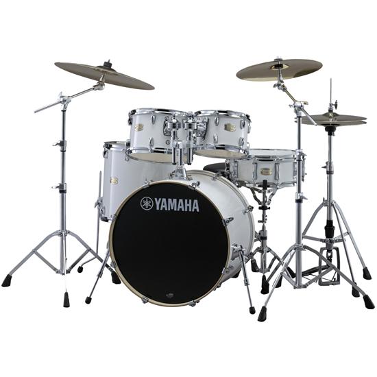 Bild på Yamaha Stage Custom SBP2F5 Pure White