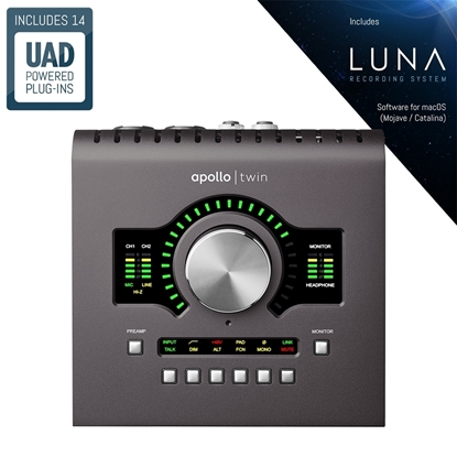 Bild på Universal Audio Apollo Twin Duo mk2