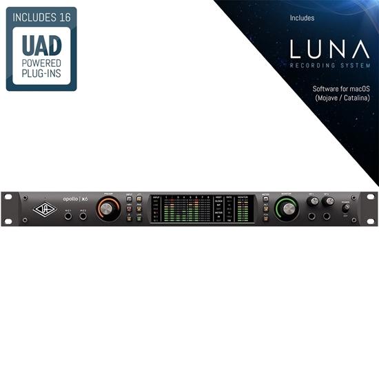 Bild på Universal Audio Apollo X6