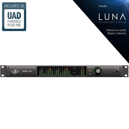Bild på Universal Audio Apollo X16