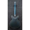 Bild på Ibanez AS53 Transparent Blue Flat