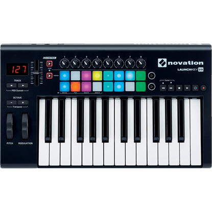Bild på Novation LaunchKey 25 MK II