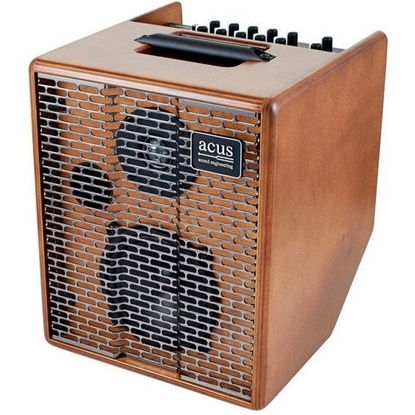 Bild på Acus One for Strings 5T 50W Wood Cut Simon
