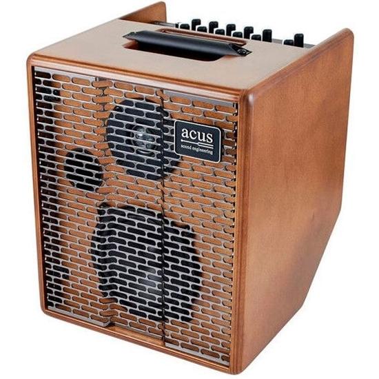 Bild på Acus One for Strings 5T 50W Wood Cut Simon
