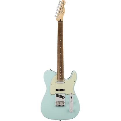 Bild på Fender Deluxe Nashville Telecaster Pau Ferro Daphne Blue