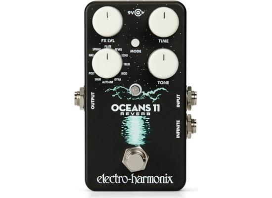 Bild på OCEANS 11 Reverb inkl strömförsörjning