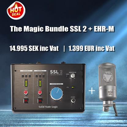 Bild på SSL2+ EHR-M Bundle