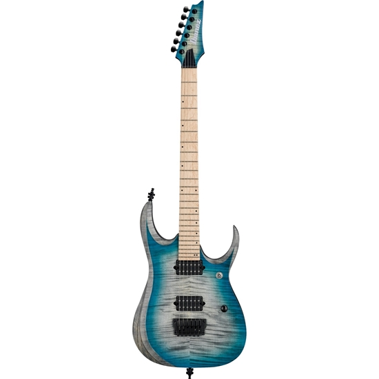 Bild på Ibanez RGD61AL-SSB (Stained Sapphire Blue Burst) Axion Label