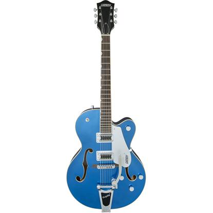 Bild på Gretsch G5420T Electromatic Hollow Body Singlecut w Bigsby Fairlane Blue