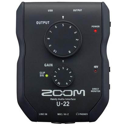 Bild på Zoom U22