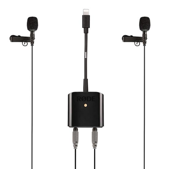 Bild på RØDE SC6-L Mobile Interview Kit
