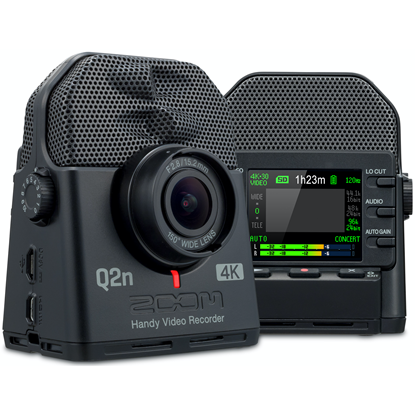 Bild på Zoom Q2n-4K