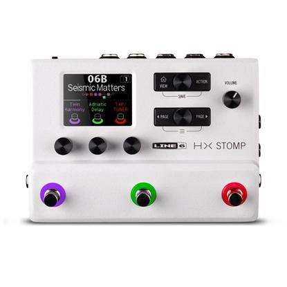 Bild på Line 6 HX Stomp White LTD