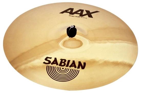 "Bild på Sabain AAX 20"" Studio Ride, Brilliant finish"