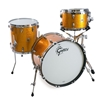 Bild på Gretsch USA Brooklyn Gold Sparkle shell pack