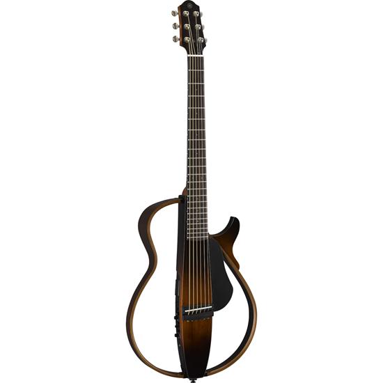 Bild på Yamaha SLG200S SILENT Guitar™ Tobacco Brown Sunburst