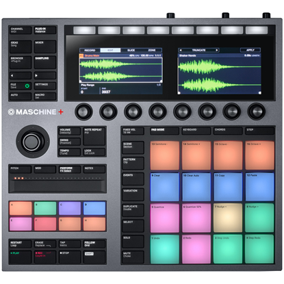Bild på Native Instruments Maschine+ Standalone Production And Performance Instrument