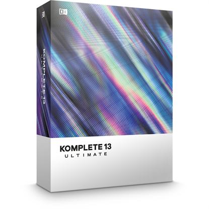 Bild på Native Instruments Komplete 13 Ultimate Upgrade From Select
