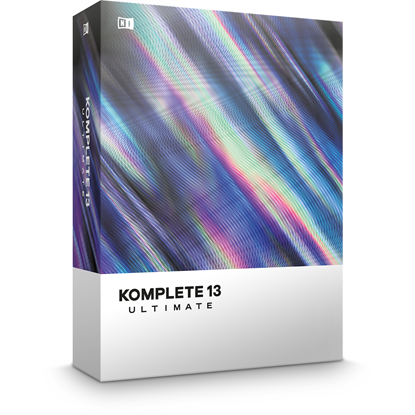 Bild på Native Instruments Komplete 13 Ultimate Upgrade From Komplete