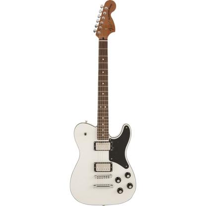 Bild på Fender MIJ Telecaster Troublemaker RW Arctic White