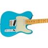Bild på Fender American Professional II Telecaster MN Miami Blue Elgitarr