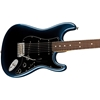 Bild på Fender American Professional II Stratocaster RW Dark Night Elgitarr