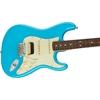 Bild på Fender American Professional II Stratocaster HSS RW Miami Blue Elgitarr