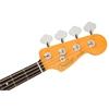 Bild på Fender American Professional II Jazz Bass RW Olympic White Elbas